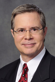 Headshot of Provost Vitter